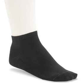 Birkenstock Cotton Sole Sneaker Socks Men black